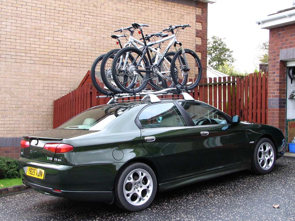 Roof Mounted Bike Racks 171 Singletrack Forum