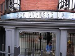 B & G OYSTERS LTD