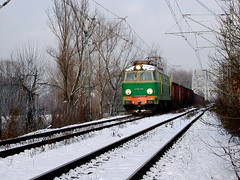 ET22-710 Krakw (Rrrodrigo) Tags: poland railway krakw et22