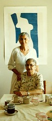 Breakfast with Matisse (Daudpota) Tags: pakistan breakfast sisters photography matisse developingcountry southasia isadaudpota