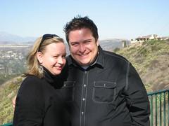Christine & Tom. (02/04/07)