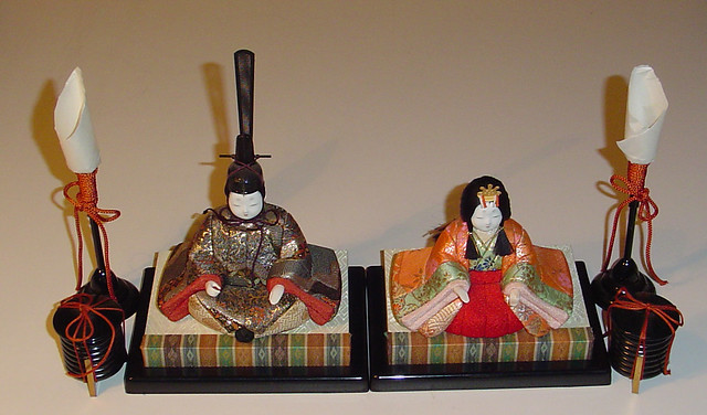 ひな人形 (Hina-Ningyo/ Dolls) Japan Doll Festival