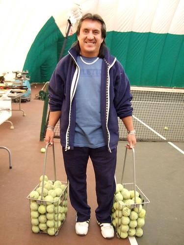 Tennis Dude