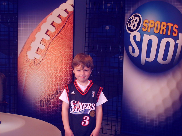 Jared is a guest at 38 Sports Spot