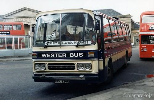 Wester Bus.MacKenzie & MacLennan of Gairloch.