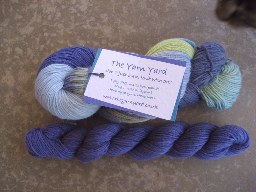 Yarn Yard Club March 2007