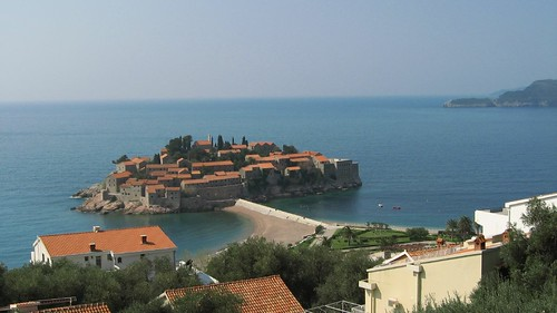 Sveti Stefen, Montenegro