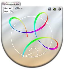 Opera Widgets : Spirograph
