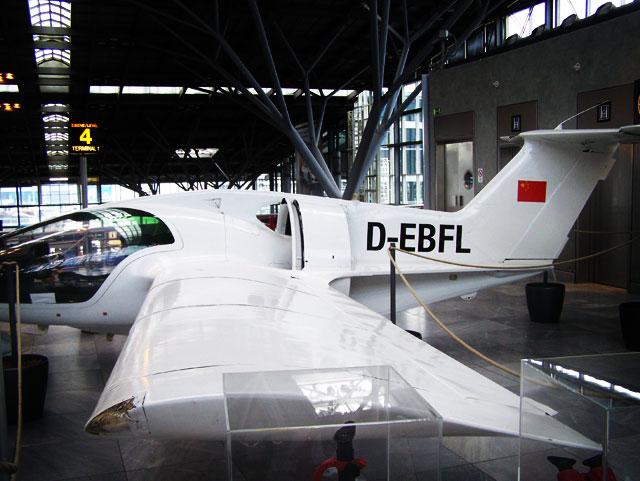 odd plane