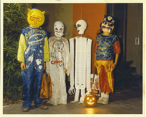 halloween in the 70s