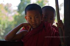 novices (*Sabine*) Tags: travel portrait boys asia asien burma buddhist buddhism monastery myanmar birma kloster buddhismus novices buddhistisch myanmar2007 kyaungsogone year:uploaded=2007 sabinesteinmüller