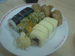 [吃] 今日壽司店 (3)