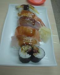 [吃] 今日壽司店 (4)