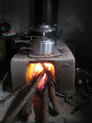 Nepalese stove