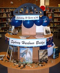 Sydney Harbour Bridge Display