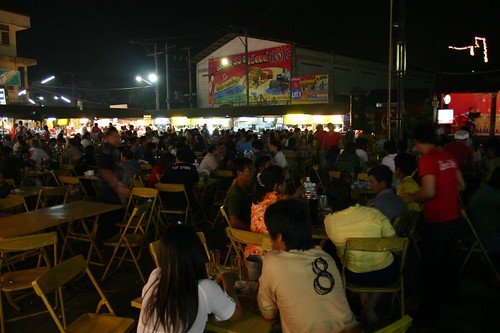 The Night Bazaar, Chiang Rai