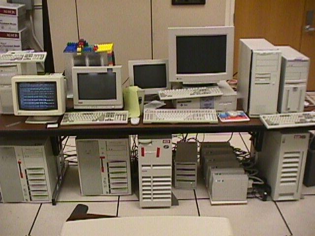 google en mayo de 1998