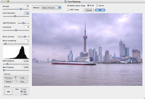06: Photomatix Default Tone Mapping