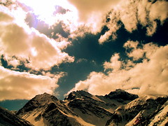 panorama (Ana Bel) Tags: sky cloud snow mountains outside schweiz switzerland europe suisse searchthebest alpine svizzera
