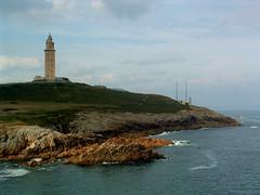 La Torre de Hercules (fspugna) Tags: españa spain coruña torre galicia galiza acoruna hercules spagna coruna lacoruna galizia acorua