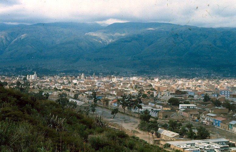 cochabamba-Bolivia su bicentenario