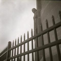 vigilant (mhartford) Tags: bw minneapolis lubitel harrywildjones tangletown washburnwatertower