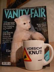 Vorsicht, Knut!