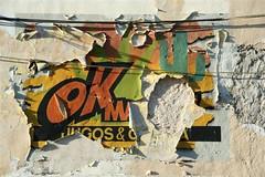 """""""OK Maguey"""" poster, Mérida (Tim Fearn) Tags: cactus food orange green yellow wall poster mexico comida juices jugos ok mérida sigma18200dc"""