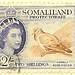 Somaliland Protectorate - Two shillings