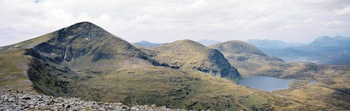 The Fannaichs: Sgurr Mor and Meall a
