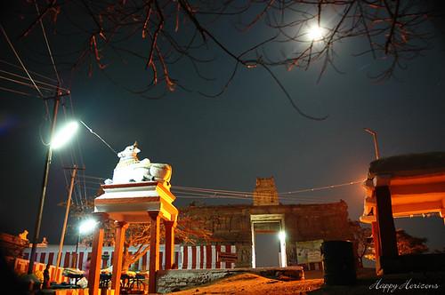 Nandi entrance