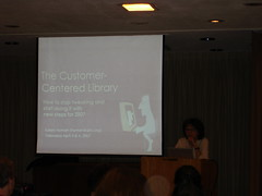 The Customer-Centered Library