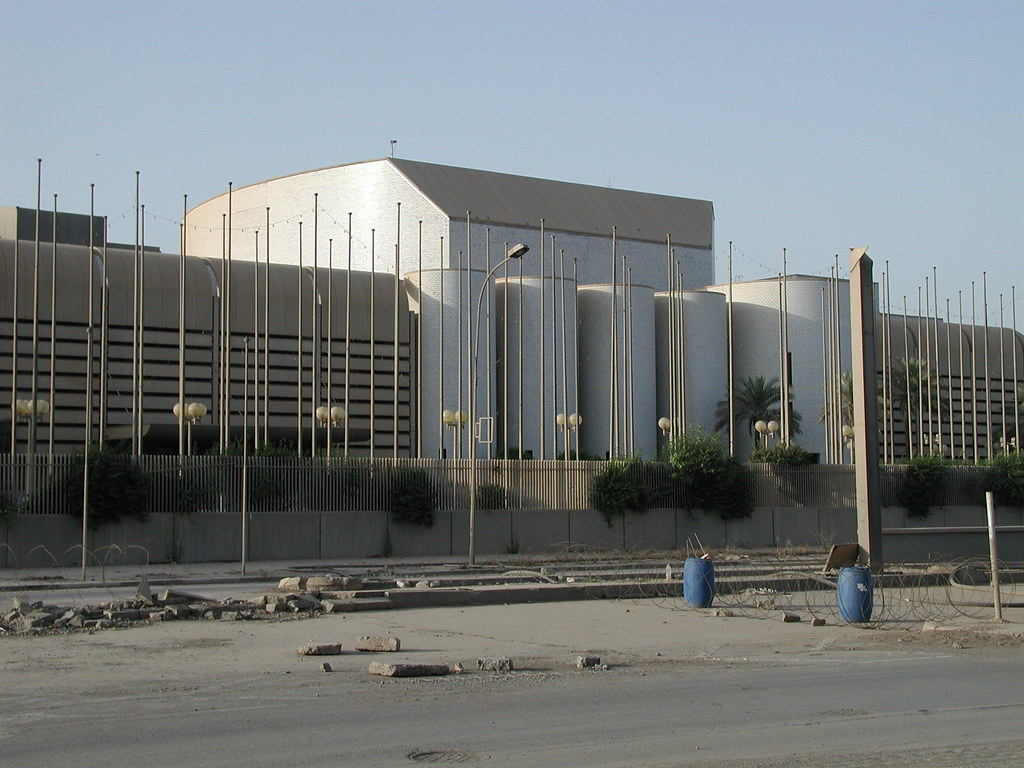 Convention Center - Baghdad - 2003
