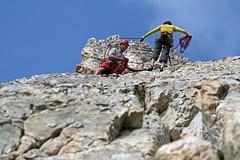 vertical limit (KingLionBzh) Tags: bretagne breizh climbing escalade crozon penhir verticallimit