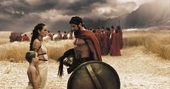 Λεωνίδας / 300 the movie