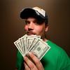 Viva Las Vegas (And Day 100) (Cayusa) Tags: vegas vacation portrait selfportrait money self lasvegas bart 365 day100 100days 365days interestingness379 explored i500 impressedbeauty dayonehundred 365100 365day100 explore11apr07
