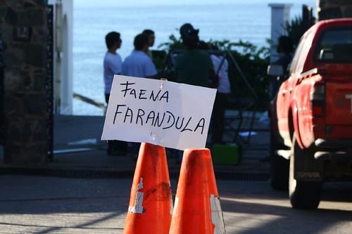 """""""Faena Farándula"""""""
