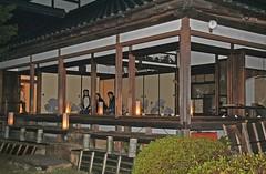 Enjoying tea (photokunstler) Tags: japan temple kyoto tea