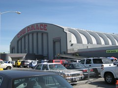 The famous Cow Palace. (03/10/07)