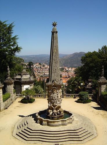 Santuário da Sra. dos Remédios - Lamego - Portugal par Portuguese_eyes