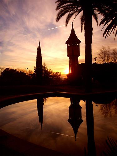 la torre del agua, una imagen representativa de Sabadell