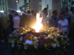 Eternal Flame: Shrine of Remembrance