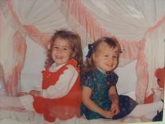 Circa 1987, Sister-Sister
