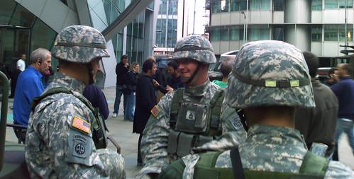 soldados Londres correr 28 semanas despues - exterminio 2