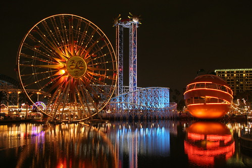 disneyland california adventure. Disneyland California