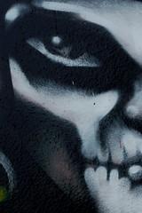 Brighton Graffiti (sarumitai) Tags: graffiti brighton