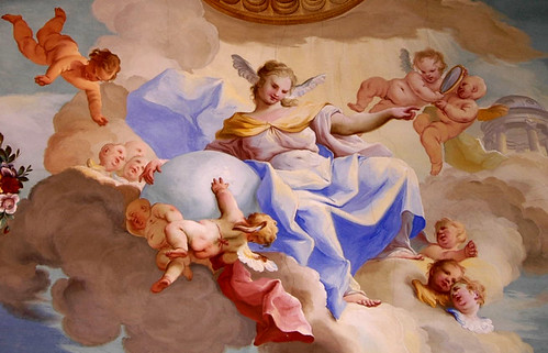 Melk Abbey Ceiling