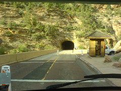 Day9b - Zion Tunnel (Watchman Residential Area, Utah, United States) Photo