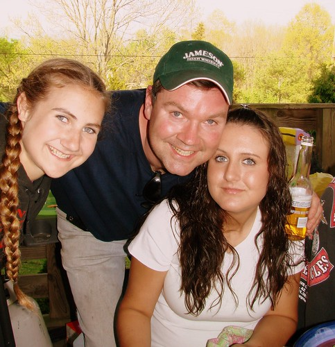Uncle Mikey, Katrina & Greta