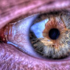 fireplug ECU (patrix) Tags: iris macro eye nikon relection handheld d200 60mm left hdr ecu 4exp